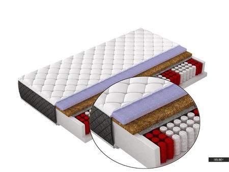 matratze tessa kokos. Black Bedroom Furniture Sets. Home Design Ideas