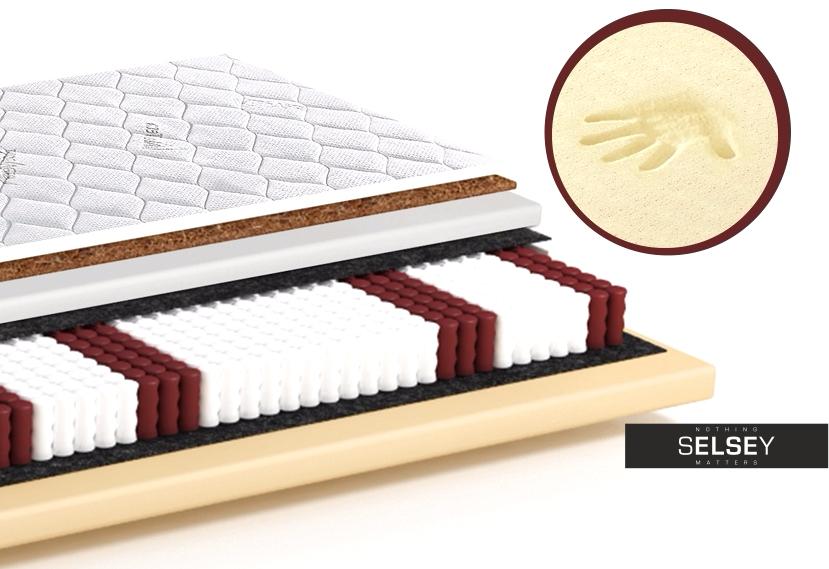 matratze comfort kokos visco von oxam. Black Bedroom Furniture Sets. Home Design Ideas