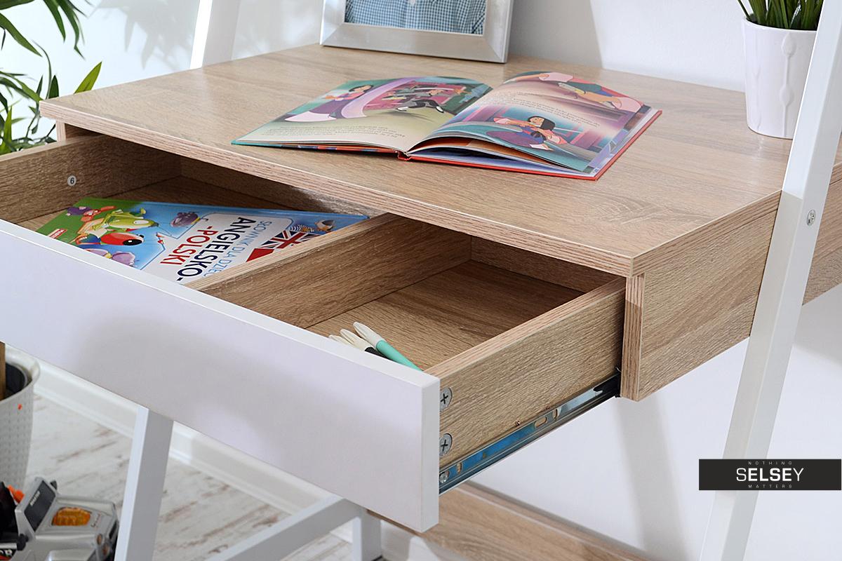 3 teiliges set dalen designer schreibtisch und 2 stehregale. Black Bedroom Furniture Sets. Home Design Ideas