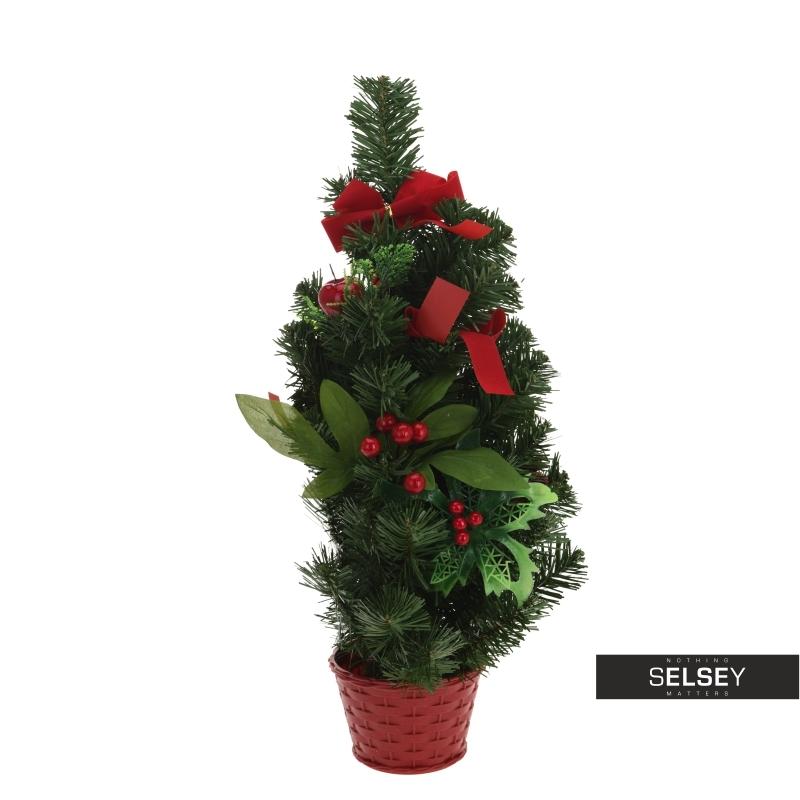 Künstlicher Geschmückter Weihnachtsbaum.Weihnachtsbaum Geschmückt 50 Cm