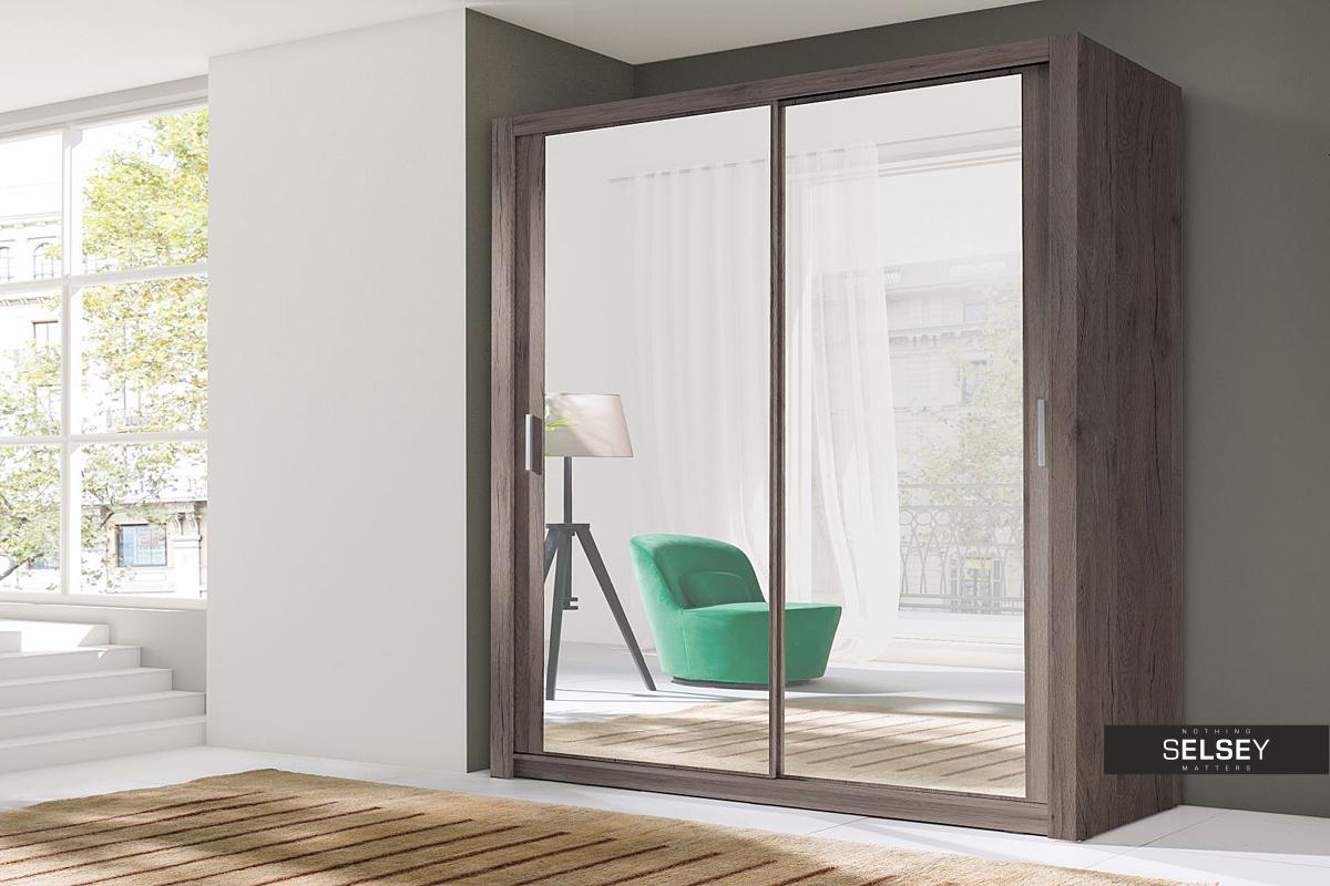 kleiderschrank ordu 120 cm. Black Bedroom Furniture Sets. Home Design Ideas