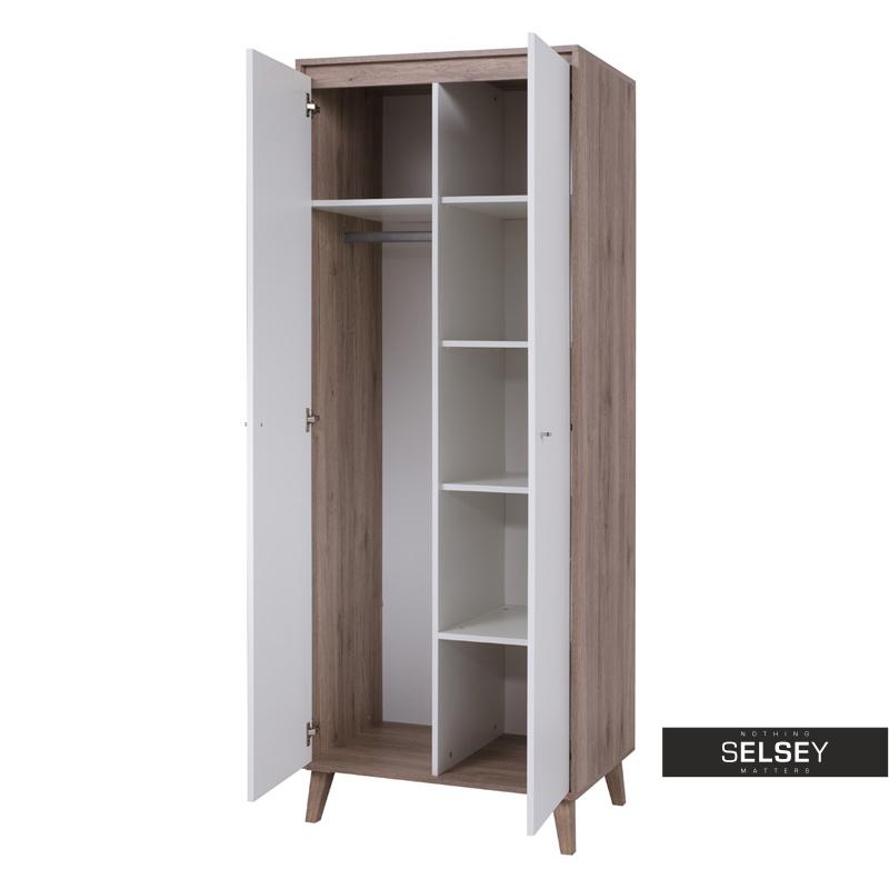 kleiderschrank galmi 80 cm. Black Bedroom Furniture Sets. Home Design Ideas