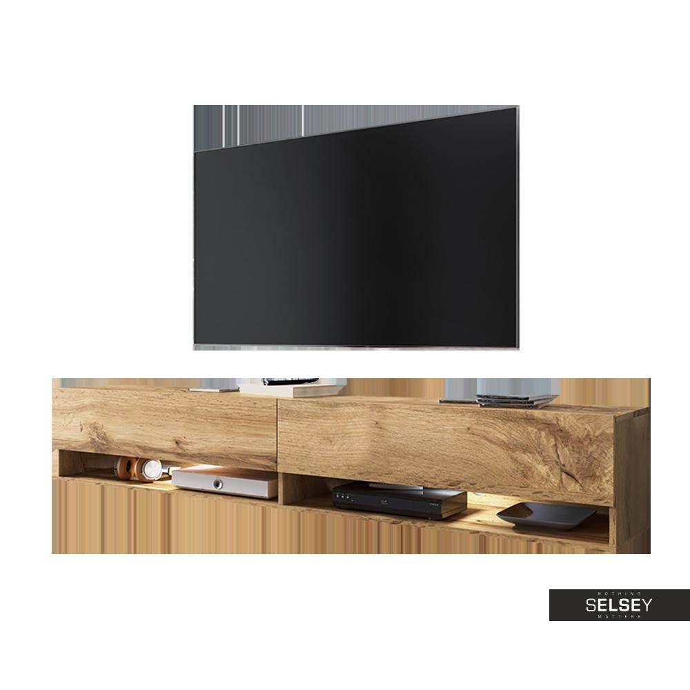 tv lowboard wander 180 cm h ngend. Black Bedroom Furniture Sets. Home Design Ideas