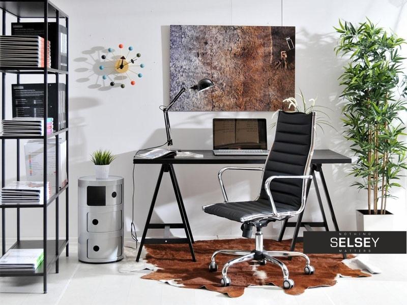 Drehstuhl Berlin drehstuhl berlin schwarz inspiriert eames eiffel