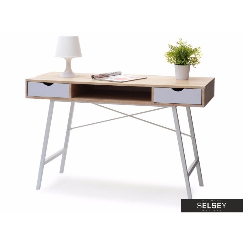 schreibtisch gavle 120 cm. Black Bedroom Furniture Sets. Home Design Ideas