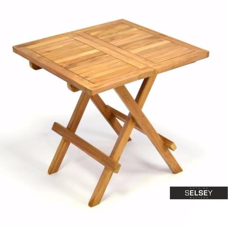 Gartentisch 50x50.Gartentisch Wood 50x50 Cm