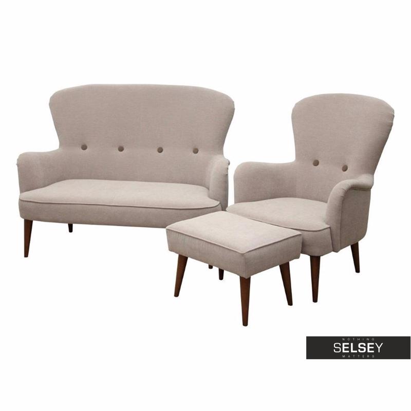sitzgruppe zardab mit sofa sessel und hocker. Black Bedroom Furniture Sets. Home Design Ideas