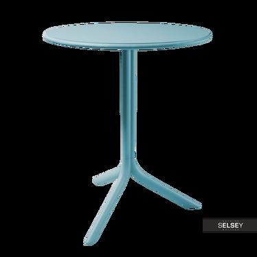Beistelltisch CHAPENA blau 61 cm
