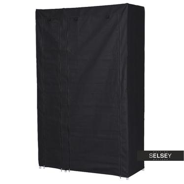 Kleiderschrank TISSU schwarz