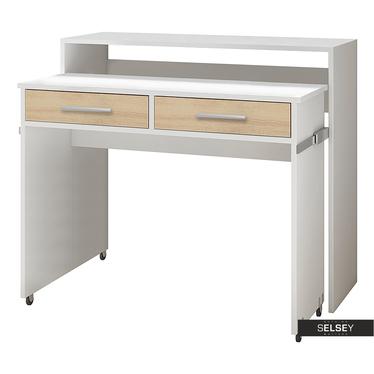 Schreibtisch PECAN ausziehbar