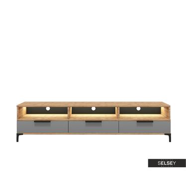 TV-Lowboard RIKKE 160 cm