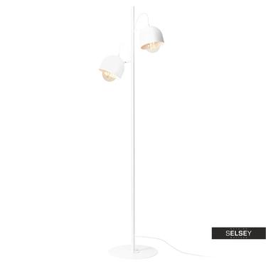 Stehlampe FIENE Weiß 161 cm