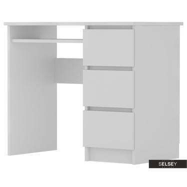 Schreibtisch RAVANELLO mit 3 Schubladen