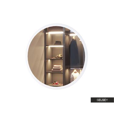 Wandspiegel GERPIAN rund mit LED 60x60 cm