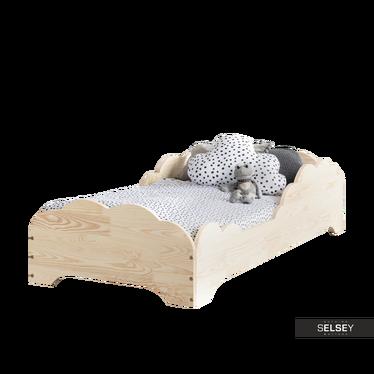 Kinderbett IRINE aus Kiefernholz