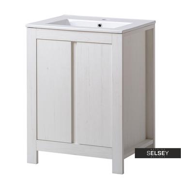 Waschbeckenunterschrank FRANCISCO Kiefer Andersen 60 cm