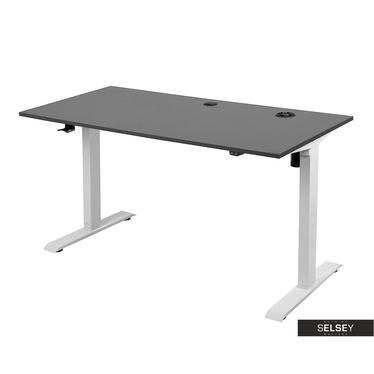 Gaming-Tisch MANGON grau