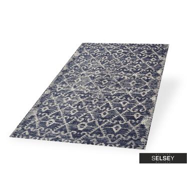 Teppich ANATOLIA blau
