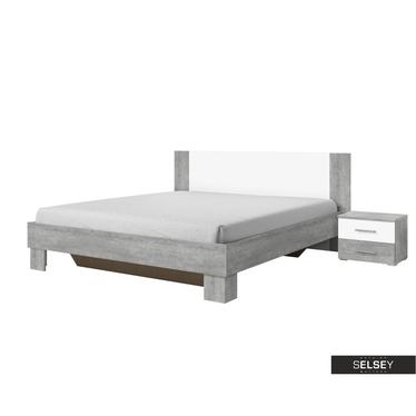 Bett VERS mit 2 Nachttischen