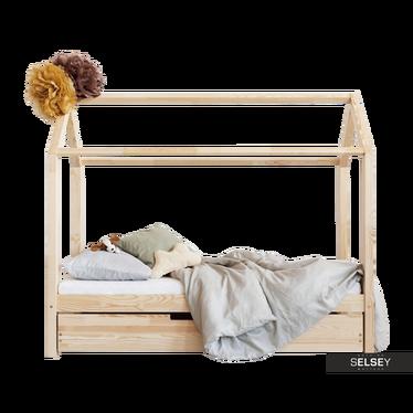 Kinderbett KARIANA aus Kiefernholz