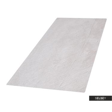 Teppich BRIDIN Kreideweiß 160x230 cm