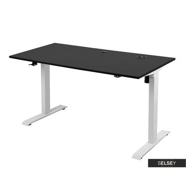 Gaming-Tisch MANGON schwarz