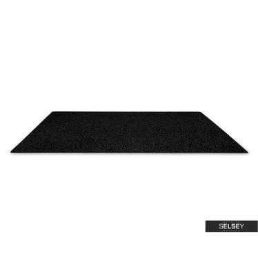 Teppich INTENS MUSE schwarz