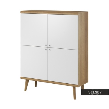 Highboard SCANDI II