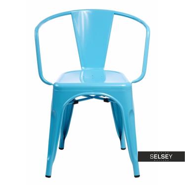 Stuhl TOLADER ARMS blau