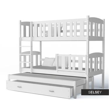 Etagenbett KAJA mit 3 Schlafplätzen