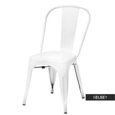 Stuhl PARIS in Weiß