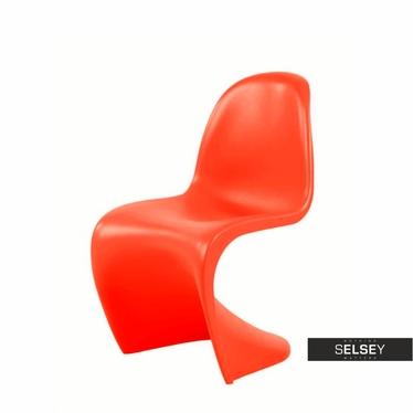 Panton Chair BALANCE JUNIOR orange