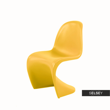 Panton Chair BALANCE JUNIOR gelb