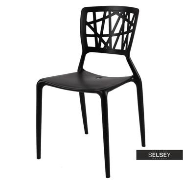 Stuhl BUSH schwarz