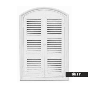 Spiegel WINDOW 80x120 cm, weiß