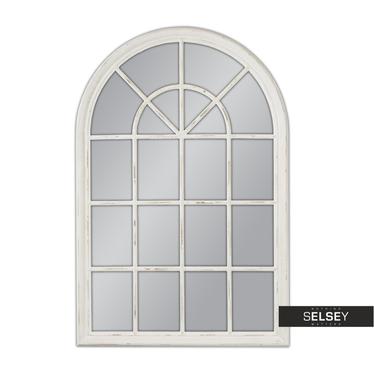 Spiegel WINDOW 74x104 cm, weiß