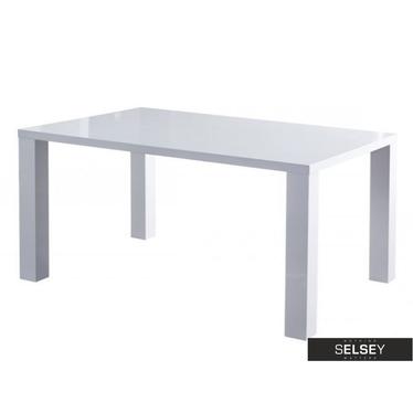 Esstisch LUCENTE weiß 180x90 cm
