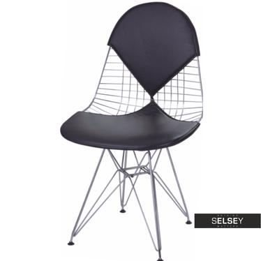 Stuhl NET DOUBLE schwarz