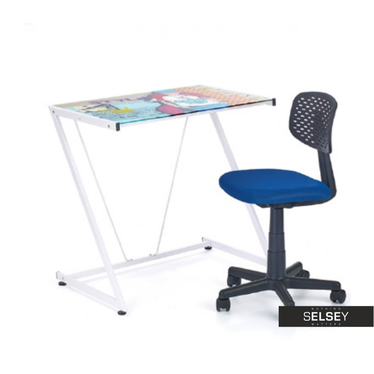 Schreibtisch-Set BACK TO SCHOOL COLORFULL II