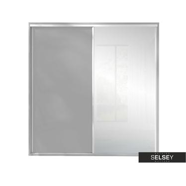 Kleiderschrank MAGIC 206 cm mit Spiegel