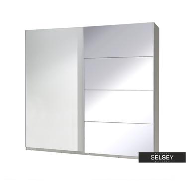 Kleiderschrank CANDY mit Spiegel (seitig)
