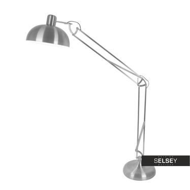 Stehlampe ROBOTO silber
