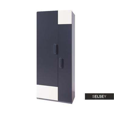 Kleiderschrank AREZ mit 2 Türen