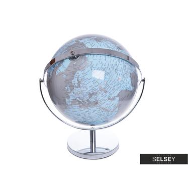 Globus grau/blau 25 oder 32 cm