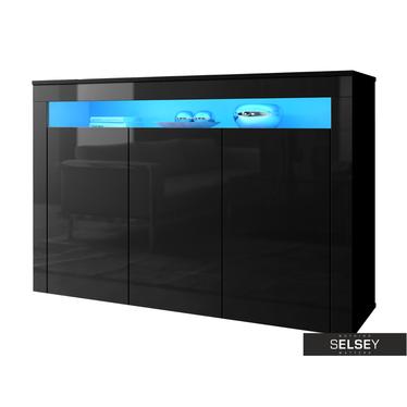Sideboard BLUE schwarz