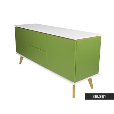 Sideboard DAMARO grün