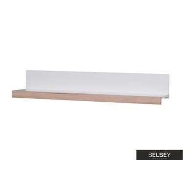 Wandregal GALMI 135 cm