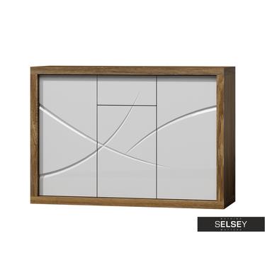 Sideboard TANCRIS 3-türig mit Schublade