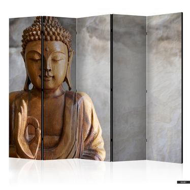 Paravent BUDDHA (5-teilig)