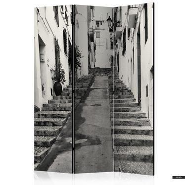 Paravent ALTSTADT IN SPANIEN (3-teilig)